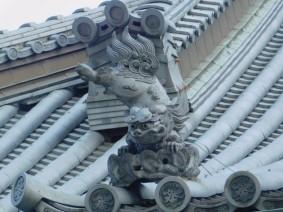 Tokyo - Parc de Uneo - Temple Rinnoji