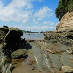 Balade à pied de Devonport à Takapuna