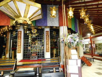 Koyasan - Un des nombreux temples du village