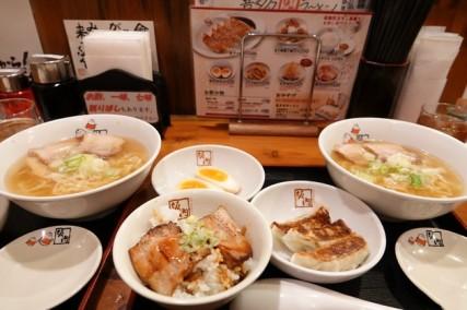 Kyoto - Pause déjeuner