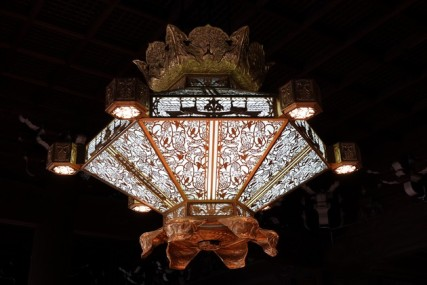 Kyoto - Temple Nishi Hongan-ji