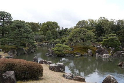 Kyoto - Château Nojo-jo - Jardins