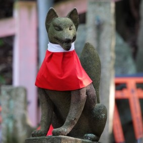 Sanctuaire Fushimi Inari Taisha
