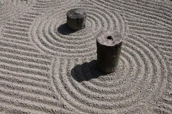 Inari - Temple Tofuku-ji - Jardin zen