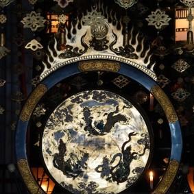 Temple Kurama-dera - Tambour de cérémonie