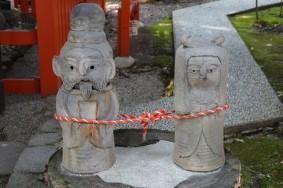 Kyoto -Temple Shimogamo-jinja
