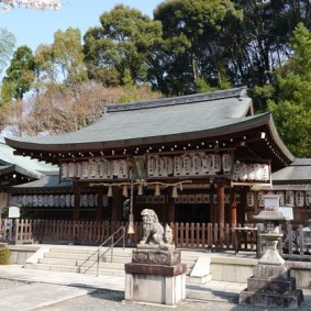 Kyoto - Chemin de la Philosophie - Petit temple