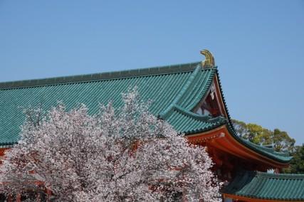 Kyoto - Temple Heian