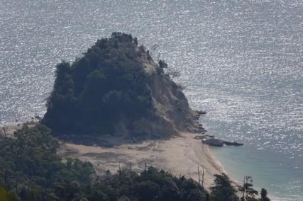 Ile de Miyajima - Vue depuis l'observatoire