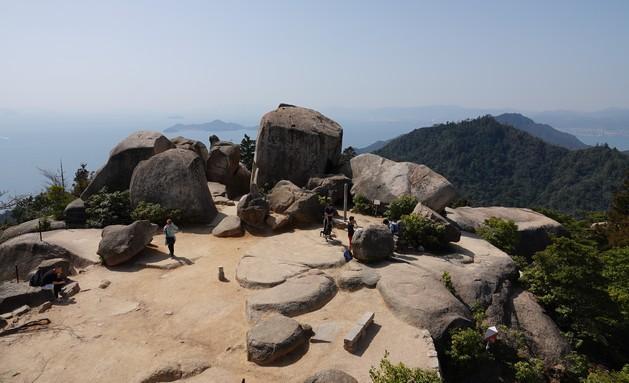 Ile de Miyajima - Vue depuis le Mont Misen
