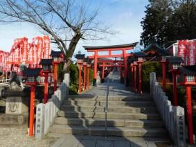 Inuyama - Sanctuaire shinto