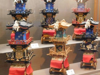 Inuyama - Musée - Miniatures de chars