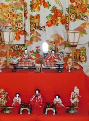Inuyama - Rue piétonne - Boutique de kimonos
