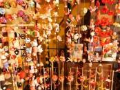 Inuyama - Expo de poupées anciennes - Mobile en tissus