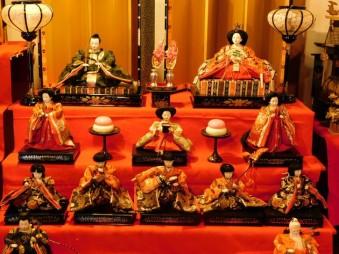 Inuyama - Expo de poupées anciennes