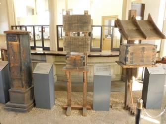 Inuyama - Musée en plein air Meiji Mura - Anciennes boites aux lettres japonaises