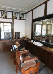 Inuyama - Musée en plein air Meiji Mura - Barbier