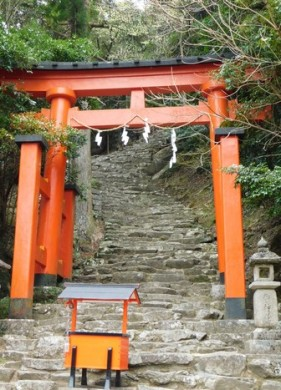 Shingu - Sanctuaire Kamikura-jinja