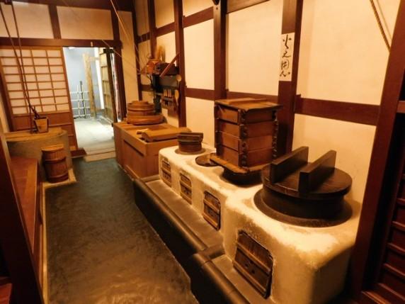 Musée du Style de vie dans l'ancien Osaka