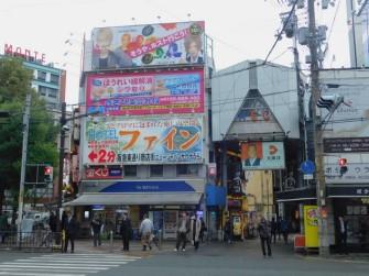 Osaka - Quartier de Kita - Uemda