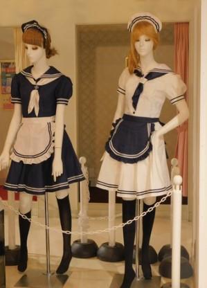 "Osaka - Quartier de Kita - Uemda - Centre commercial HEP FIVE - Espace ""filles"", déguisement possible..."