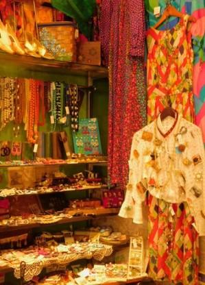 Osaka - Quartier de Kita - Uemda - Centre commercial HEP FIVE