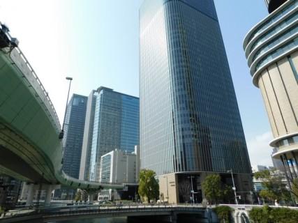 Osaka - Le long de la rivière O