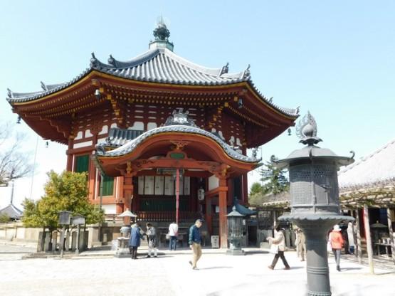 Nara - Temple Kofuku-ji