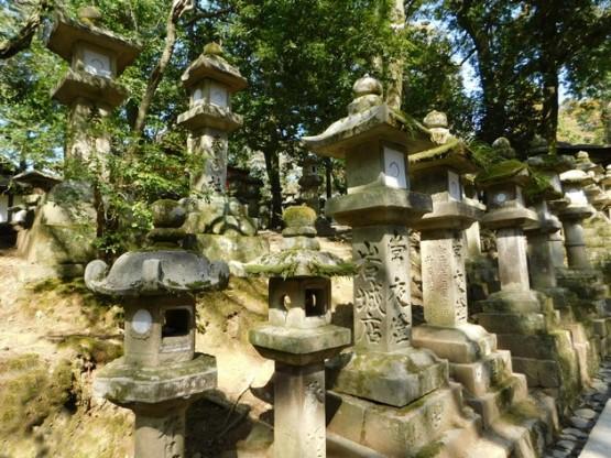 Nara - Temple Kasuga Taisha
