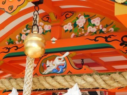 Kobe - Sanctuaire shinto Ikuta-jinjo