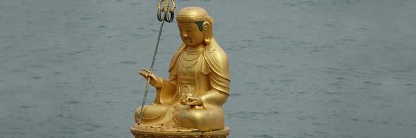 Balade dans les temples du bord de mer, àBusan