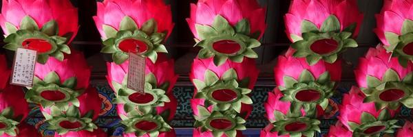Dans les environs de Gyeongju, visite du temple Bulguksa et de la grotte deSeokguram
