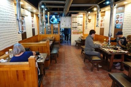 Busan - Restaurant de quartier