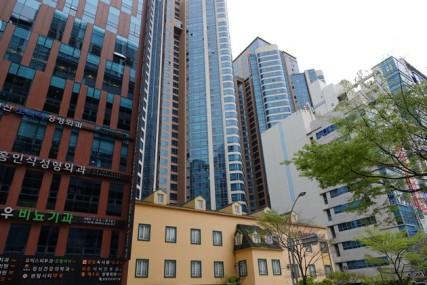 Busan - Quartier Centum City