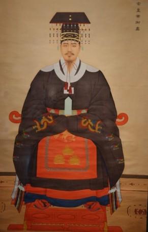 Séoul - Musée national du Palais impérial Gyeongbokgung