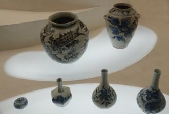 Séoul - Palais impérial Gyeongbokgung - Musée national Folklorique - Céramique
