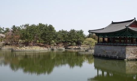 Gyeongju - Etang Anapji