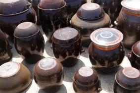 Yangdong - Jarres conçues pour la préparation du kimchi