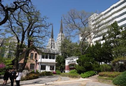"""Daegu - """"Vieux"""" quartier"""