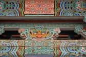 Temple Haeinsa - Pavillon abritant la cloche bouddhique et le tambour