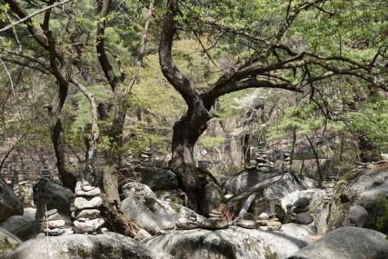Rando depuis le Temple Haeinsa