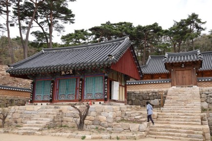 Temple Donghwasa