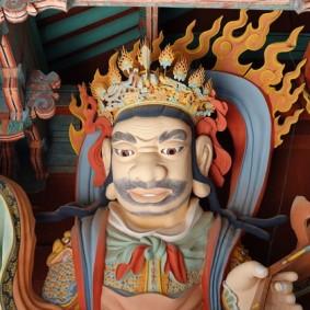 Temple Songgwangsa - Gardien
