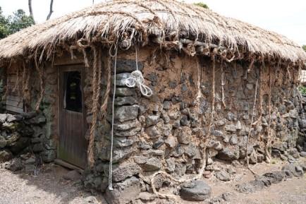Seongeup Folk Village - Maison traditionnelle