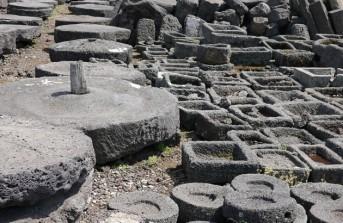 Jeju Stone Park - Musée d'Art - Village traditionnel - Objets divers en pierre de lave