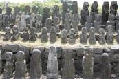 Jeju Stone Park - Musée d'Art - Village traditionnel - Très vieux Dol Hareubang
