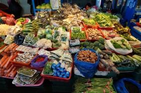 Jeju Town - Dungmun Market