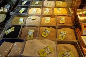 Jeju Town - Dungmun Market - Graines