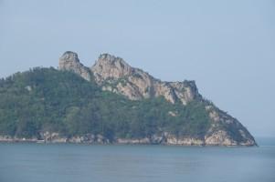 Traversée en ferry Jeju / Mokpo