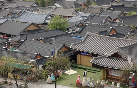 Jeonju - Hanok Village